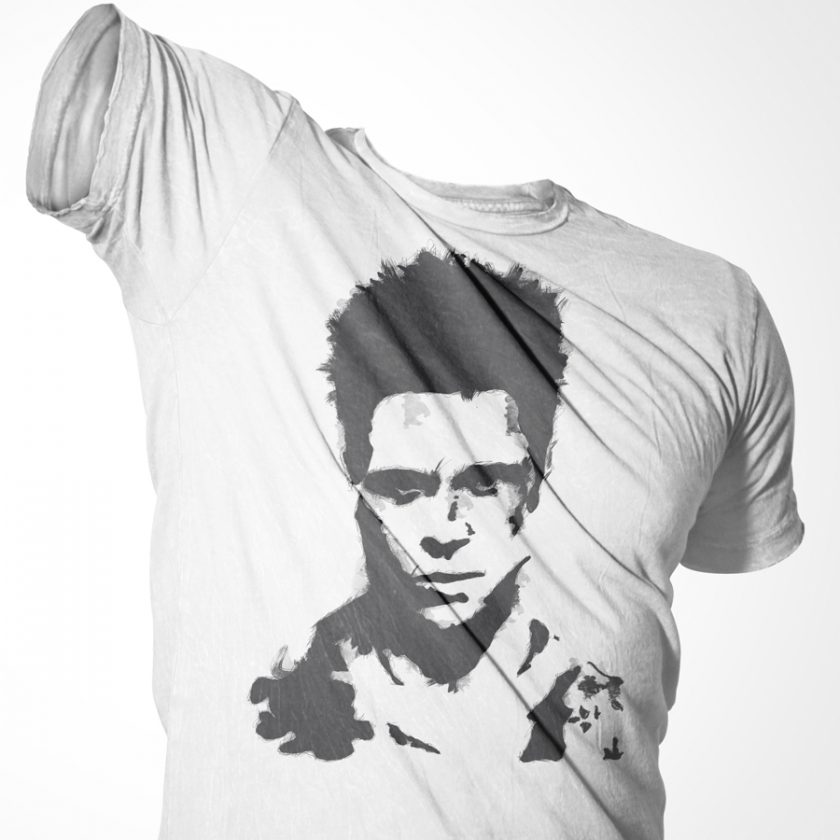 Tyler Durden tshirt design