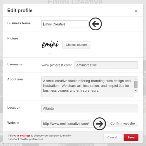 how_to_edit_pinterest_profile_business