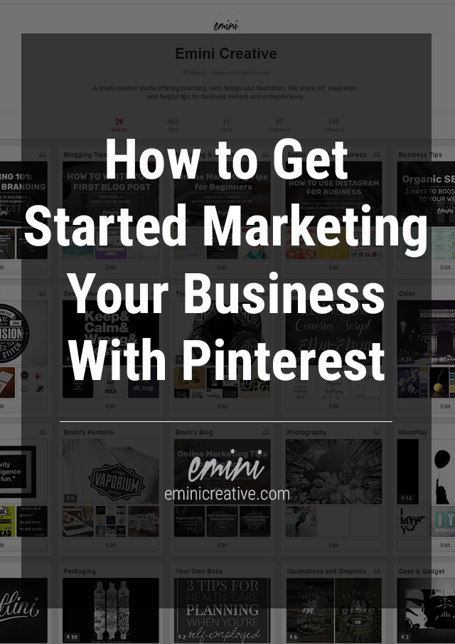 Pinterest: How to get started marketing your business