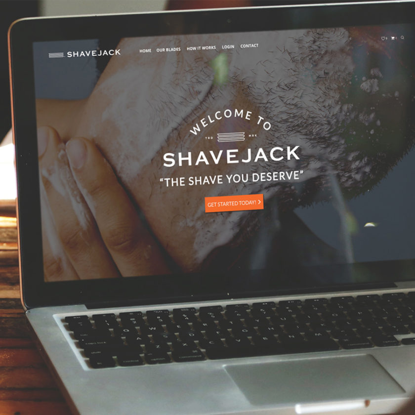 Shavejack - Subscription blades service