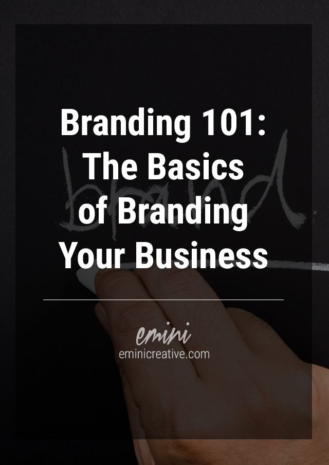 Branding 101: The Basics of Branding